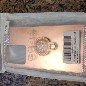 Caka diamond phone case S 20 ultra